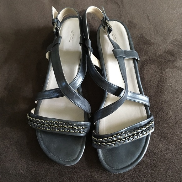 3714ab74a170 Ecco Shoes - Ecco Slingback Sandals - Size 41